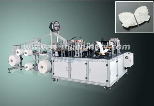 Машина для изготовления матов сгиба