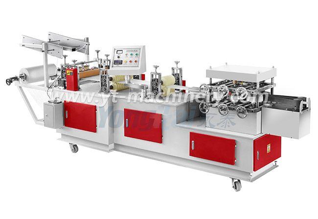 Машина для изготовления пены из нетканого материала
