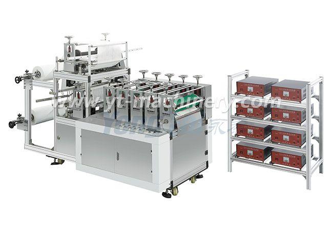 Маркировочная машина с покрытием из нетканого материала