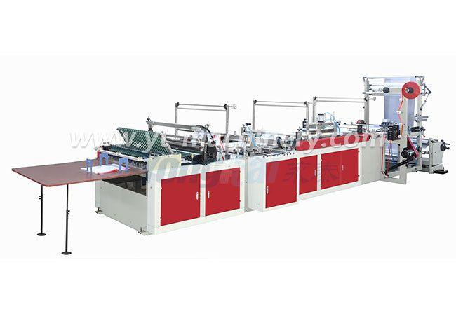 Машина для производства мусорных ящиков Drawstring
