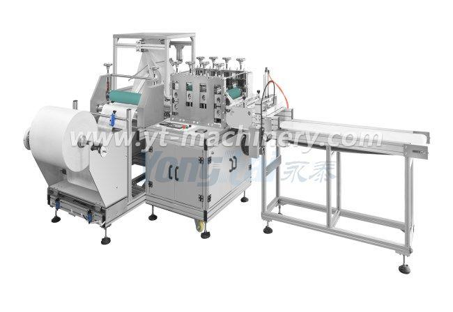 Машина для изготовления нетканых перчаток